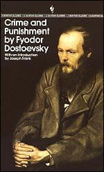 Greatest Books: Crime and Punishment Dostoevsky