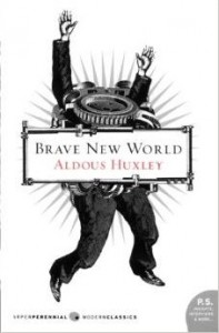 Greatest Decade for Literature: Brave New World