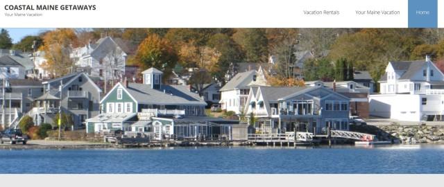 Case Study: A Website for Coastal Maine Getaways