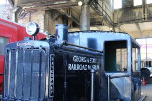 Georgia State Railroad Museum, Savannah, GA