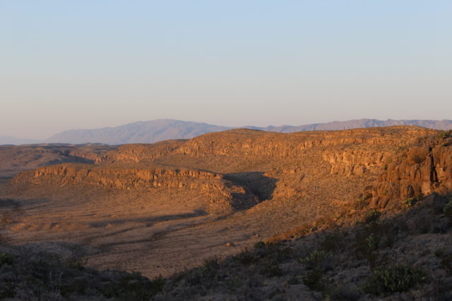 Visiting Big Bend National Park during National Park Week