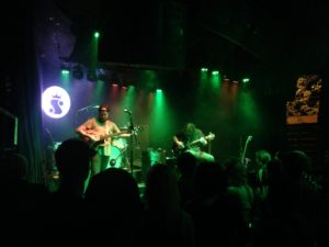 The Cave Singers at Sidewinder, Austin, Texas
