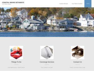 Coastal Maine Getaways