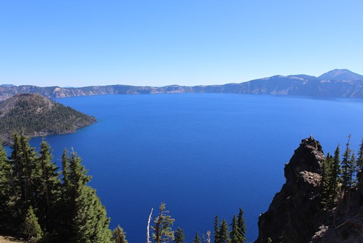 The most romantic Crater Lake National Park