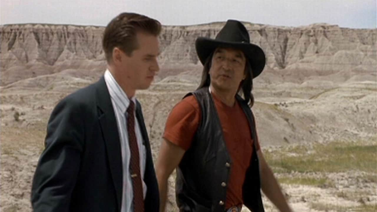 thunderheart the story of ray levoi Val kilmer, sam shepard and graham greene star in this powerful murder mystery with all the style and suspense of witness kilmer stars as ray levoi, a hotshot fbi agent who's thrust into a strange new world when he is sent to solve a murder on an indian reservation.