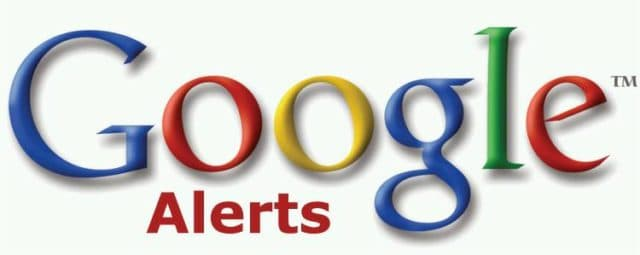 Using Google Alerts to monitor your cause